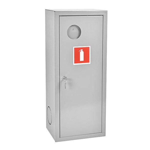 Шкаф пожарный ШПО-102 навесной,закрытый прямой, 300х650х230