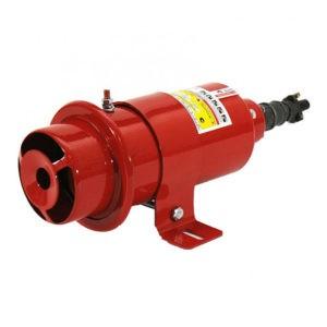 Модули порошкового пожаротушения МПП «Буран-0.5 ШМ 4» для ГСМ