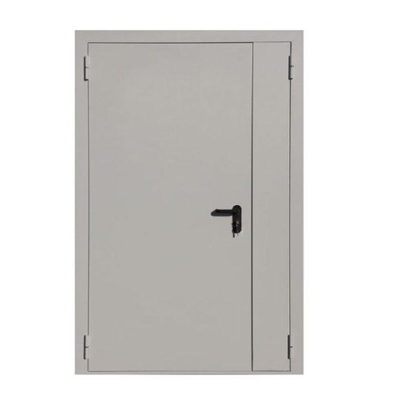 Дверь пожарная металлическая ДПМ-02/60  (2100*1500)