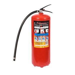 Огнетушитель порошковый ОП-9 (з)