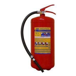 Огнетушитель воздушно-пенный ОВП-8(з)