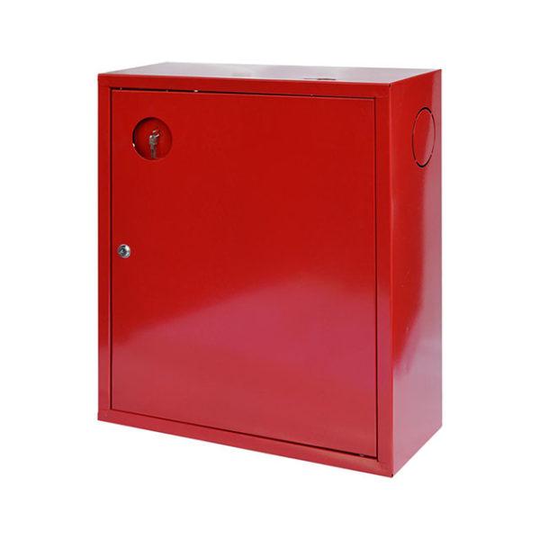Шкаф пожарный ШПО-112 навесной, закрытый,под два огнетушителя, 540х650х230