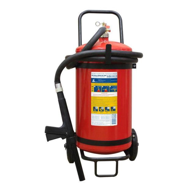 Огнетушитель воздушно-пенный ОВП-40(з)