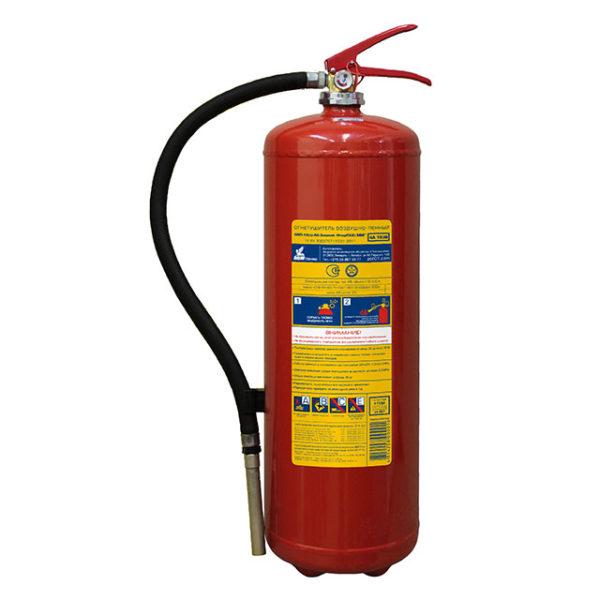 Огнетушитель воздушно-пенный ОВП-10(з)