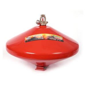 Модули порошкового пожаротушения МПП-12 с термочувствительной колбой, Температура срабатывания: 68 С⁰