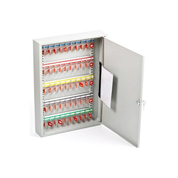 Шкафчик для 50 ключей (ключница) К-50