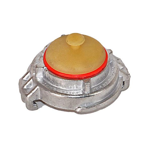 Головка заглушка  ГЗ-50 (ал+пласт комб)